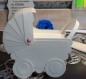 "Preview: Stanzschablone "" 3 D Kinderwagen"""