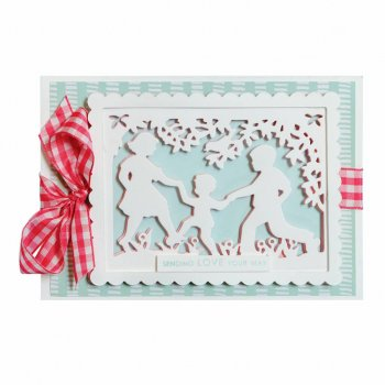 "Spellbinders Stanzschablone "" Little Lovers S5-349"""