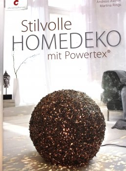 Stilvolle Home-Dekorationen mit Powertex