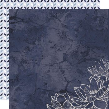 "Kaisercraft Design-Papier Breathe Collection ""Navy Night"""