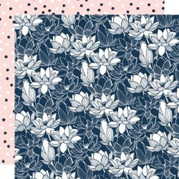 "Kaisercraft Design-Papier Breathe Collection ""Efflorenscence"""