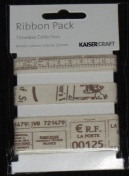 Kaisercraft Ribbon Pack