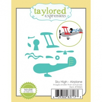 SKY HIGH - AIRPLANE  taylored expression