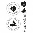 Clear Stamp-Set 4511147 Ostern