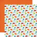 "Design-Papier Echo Park -""Imagine that - Dino Friends 147003"""